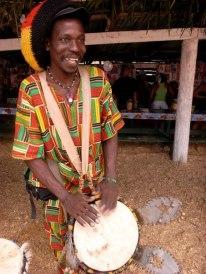 emmeth drumming again
